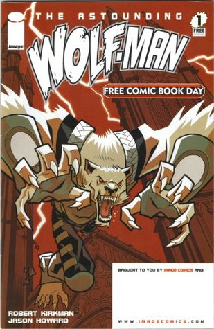 The Astounding Wolf-Man #1 Free Comic Book Day Edition Robert Kirkman