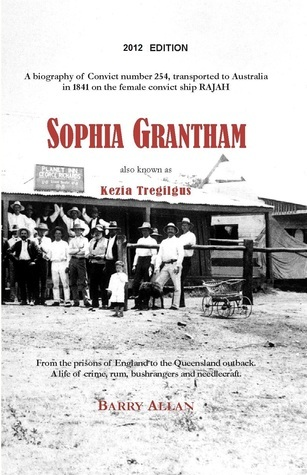 Sophia Grantham aka Kezia Tregilgus  by  Barry Allan