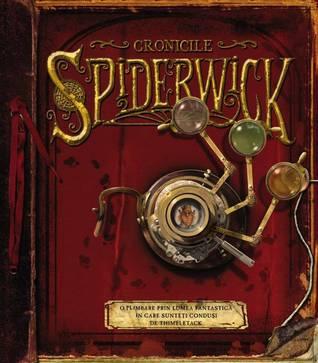 Cronicile Spiderwick: O plimbare prin lumea fantastică în care sunteţi conduşi de Thimbletack Tony DiTerlizzi