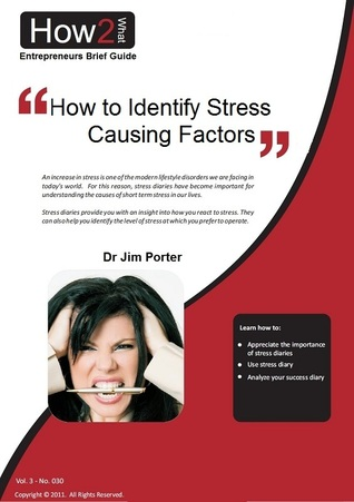 How to Identify Stress Causing Factors Jim Porter