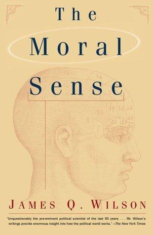Moral Sense  by  James Wilson