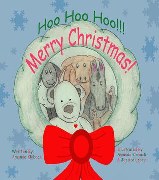 Hoo Hoo Hoo! Merry Christmas! Amanda Kleback
