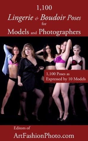 1,100 Lingerie and Boudoir Poses for Models and Photographers  by  D.D.  Smith