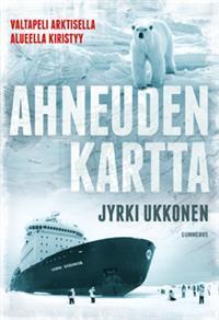 Ahneuden kartta  by  Jyrki Ukkonen