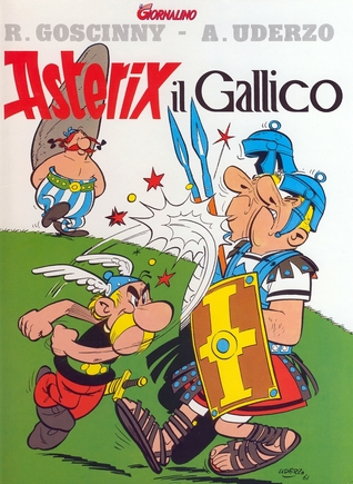 Asterix il Gallico  by  René Goscinny