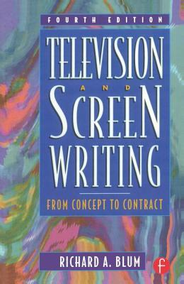 Inside Television Producing  by  Richard A. Blum