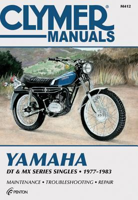 Yamaha Dt and Mx Singles, 1977-1983 (M412)  by  Ed Scott