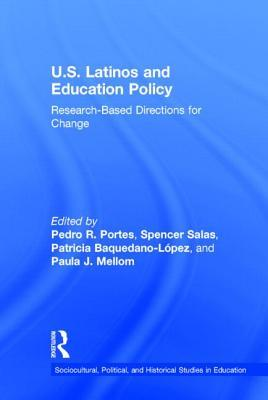 U.S. Latinos and Education Policy: Research-Based Directions for Change Pedro Portes