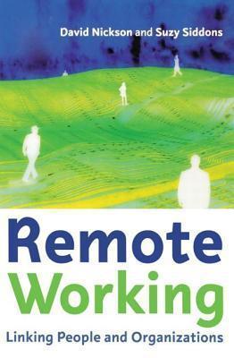 Remote Working David Nickson