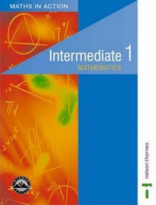 Maths in Action - Intermediate 1 Students Book Doug   Brown