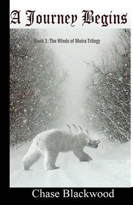 A Journey Begins: Book 1: The Winds of Moira Trilogy Chase Blackwood