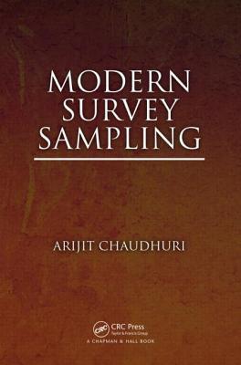 Modern Survey Sampling  by  Arijit Chaudhuri
