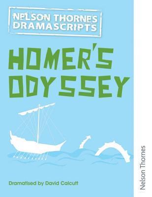 Homers Odyssey  by  David Calcutt