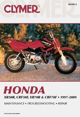 Honda XR50R CRF50F XR70R CRF70F 1997-2009  by  Mike Morlan