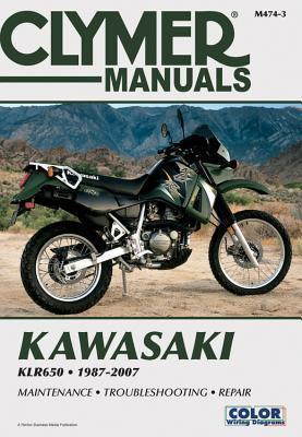 Kawasaki KLR650 1987-2007  by  James Grooms