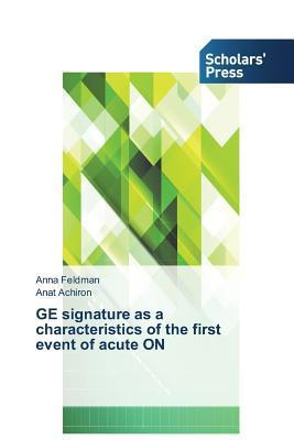 GE Signature as a Characteristics of the First Event of Acute on Feldman Anna