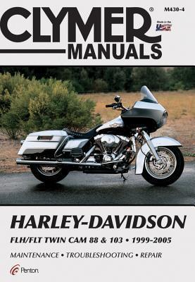 Harley-Davidson FLH/FLT Twin Cam 88 & 103 1999-2005 Ed Scott