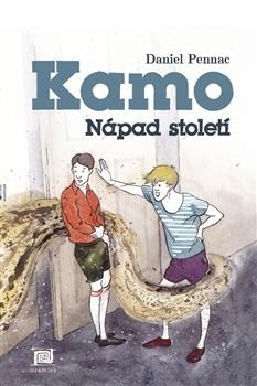 Kamo: Nápad století (Une aventure de Kamo, #1) Daniel Pennac