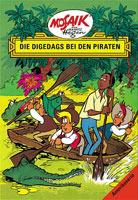 Die Digedags bei den Piraten Hannes Hegen