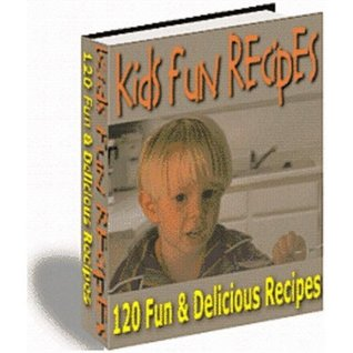 Fun Kids Recipes  by  Pink Panda Publishing