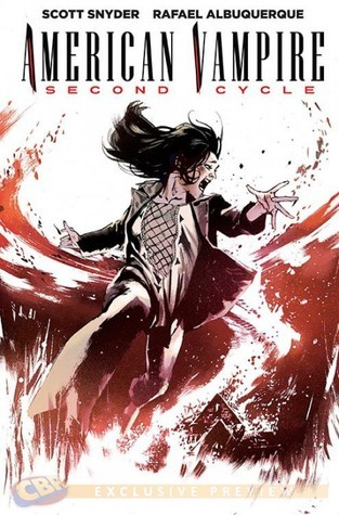 American Vampire Second Cycle #2 Scott Snyder