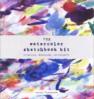 The Watercolor Sketchbook Kit: Materials, Techniques, and Projects  by  The Ivy Press