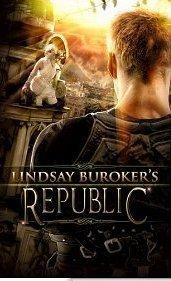 Republic (The Emperors Edge, #8)  by  Lindsay Buroker