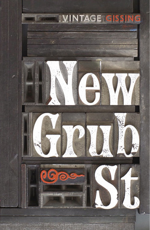 New Grub St  by  George Gissing