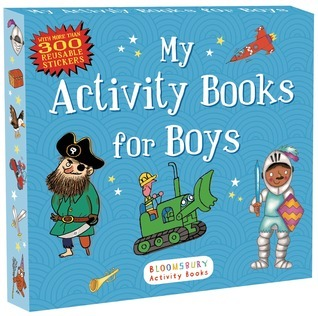My Activity Books for Boys Anonymous