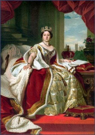 Queen Victoria Plus Queen Victoria, Her Girlhood and Womanhood  by  E. Gordon Browne