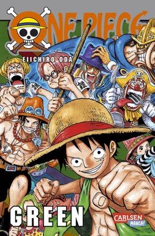 One Piece: Green: Secret Pieces Eiichiro Oda