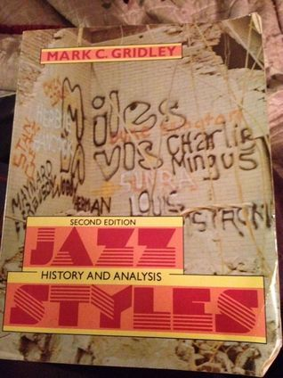 Jazz Styles - History and Analysis  by  Mark C. Gridley
