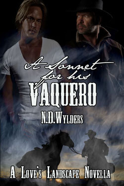 A Sonnet for His Vaquero  by  N.D. Wylders