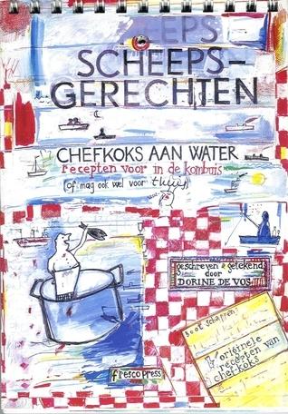 Scheepsgerechten: Chefkoks aan water Dorine de Vos