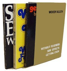 Getting Even / Without Feathers / Side Effects / Woody Allen /3 Paperbacks in Slipcase Woody Allen