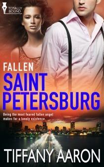 Saint Petersburg (Fallen #8) Tiffany Aaron