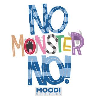 No Monster No!  by  Moodi Studios