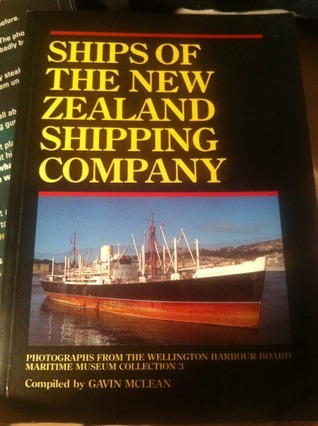 Ships of the New Zealand shipping company Gavin McLean