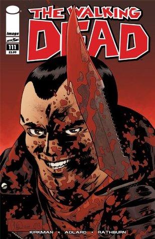 Walking Dead #111 Robert Kirkman