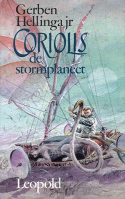 Coriolis, de stormplaneet Gerben Graddesz Hellinga