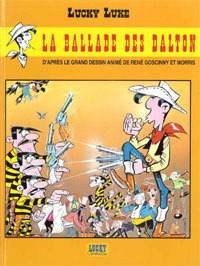 La Ballade Des Dalton  by  Morris