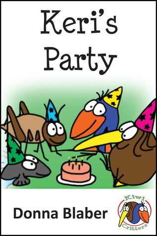 Keris Party  by  Donna Blaber