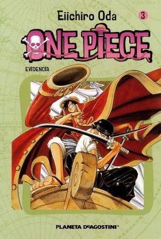 One Piece, tomo 3: Evidencia  by  Eiichiro Oda
