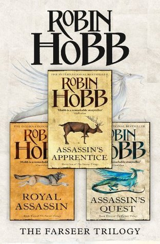 The Complete Farseer Trilogy: Assassins Apprentice, Royal Assassin, Assassins Quest  by  Robin Hobb