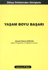 Yaşam Boyu Başarı Ahmet Rahmi Ercan