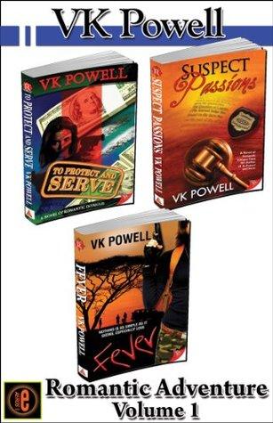 VK Powell Romantic Adventures Volume 1  by  V.K. Powell