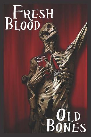 Fresh Blood Old Bones Biting Dog Publications