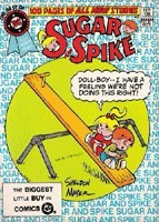Best of DC Blue Ribbon Digest: Sugar and Spike (#41)  by  Sheldon Mayer