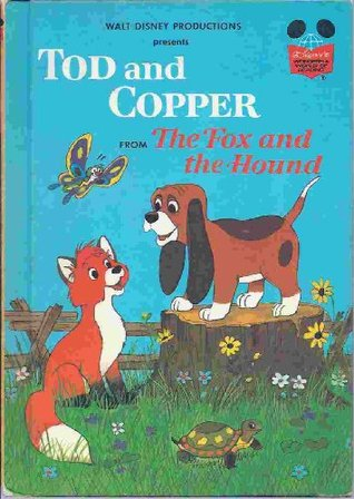 Tod and Copper From The Fox and the Hound Walt Disney Company