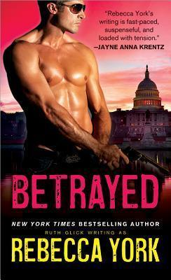 Betrayed (Rockfort Security, #2)  by  Rebecca York